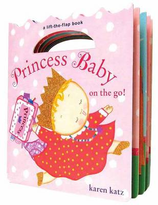Princess Baby On The Go (Board book)