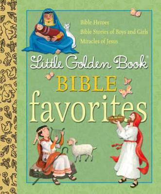 Bible Favourites - Little Golden Book (Hardback)