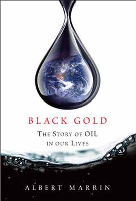 Black Gold: The Story of Oil in Our Lives (Hardback)