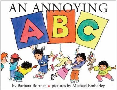 An Annoying A B C (Hardback)