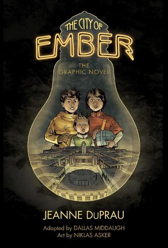 The City of Ember: the Graphic Novel - Books of Ember (Paperback)