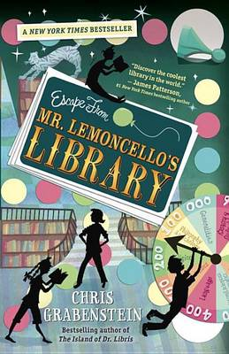 Escape from Mr. Lemoncello's Library (Hardback)