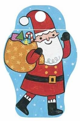 Clackers: Santa (Board book)