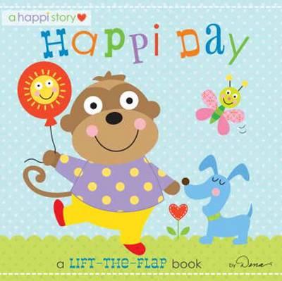 Happi Day (Hardback)