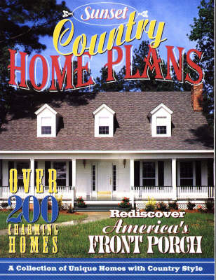 Country Home Plans (Paperback)