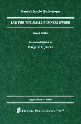 Law For The Small Business Owner (Hardback)