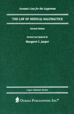 The Law of Medical Malpractice (Hardback)