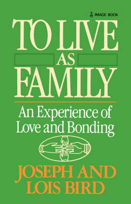 To Live As Family (Paperback)
