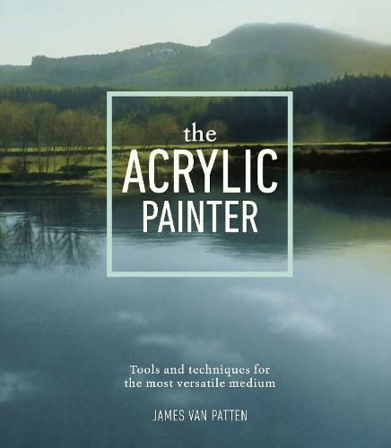 The Acrylic Painter (Paperback)