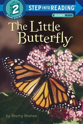 The Little Butterfly Step into Reading Lvl 2 (Paperback)