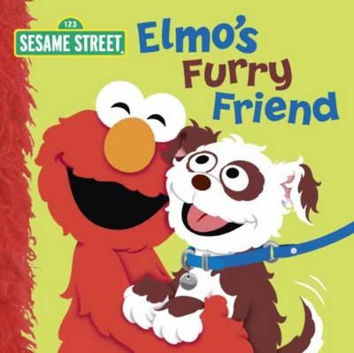 Elmo's Furry Friend - Sesame Street (Board book)