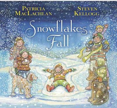 Snowflakes Fall (Hardback)