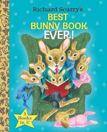 Best Bunny Book Ever! (Hardback)