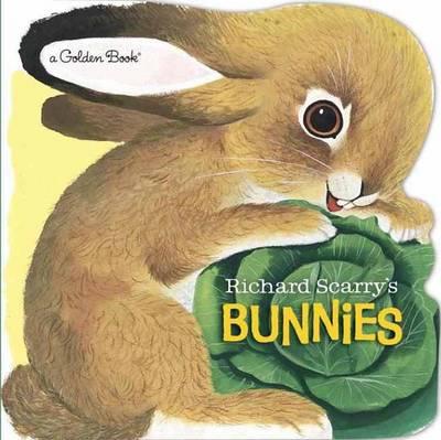 Bunnies - Richard Scarry (Board book)
