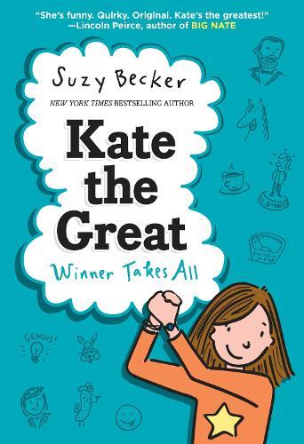 Kate The Great Winner Takes All (Hardback)