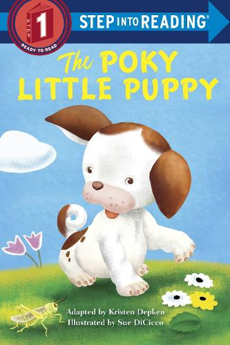 The Poky Little Puppy Step Into Reading Lvl 1 (Paperback)