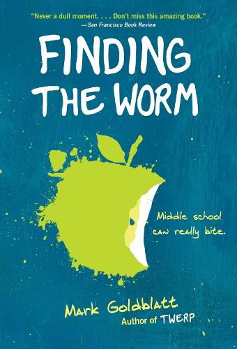 Finding The Worm (Twerp Sequel) (Paperback)