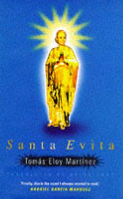 Santa Evita (Hardback)