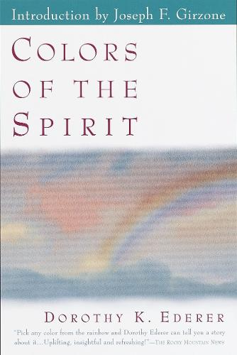Colors Of The Spirit (Paperback)