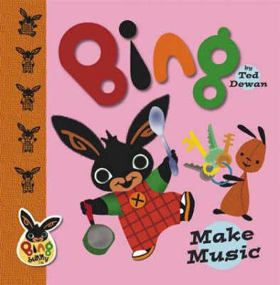 Bing Make Music (Hardback)