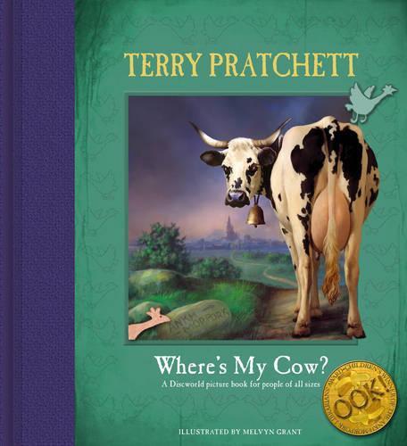 Where's My Cow? (Hardback)