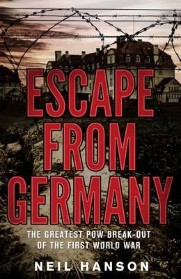 Escape from Germany (Hardback)