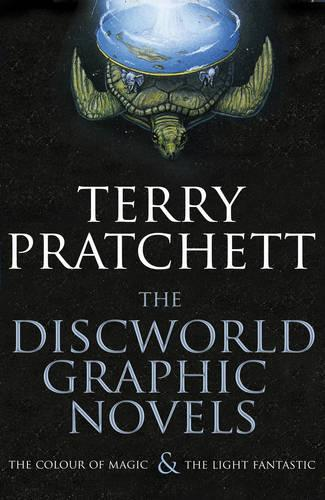 The Discworld Graphic Novels: The Colour of Magic and The Light Fantastic: 25th Anniversary Edition (Hardback)
