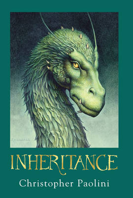 Inheritance: Book Four - The Inheritance Cycle 4 (Hardback)
