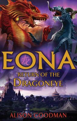 Eona: Return of the Dragoneye - Dragoneye (Paperback)
