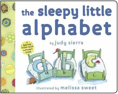 The Sleepy Little Alphabet (Board book)