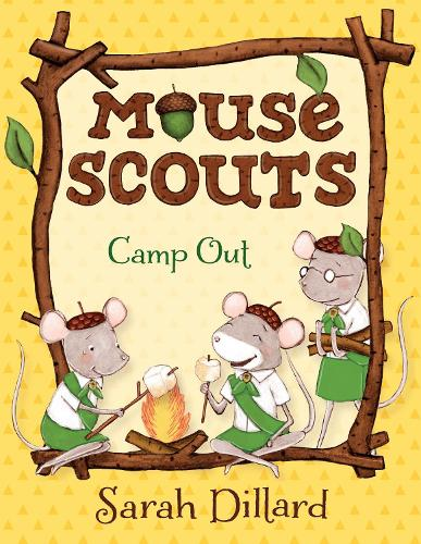 Mouse Scouts: Camp Out (Paperback)