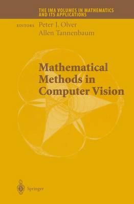 Mathematical Methods in Computer Vision - The IMA Volumes in Mathematics and its Applications 133 (Hardback)