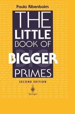 The Little Book of Bigger Primes (Paperback)