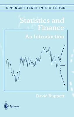Statistics and Finance: An Introduction - Springer Texts in Statistics (Hardback)