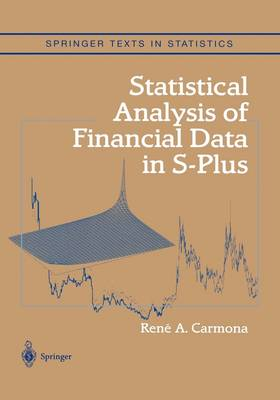Statistical Analysis of Financial Data in S-plus - Springer Texts in Statistics (Hardback)