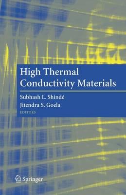 High Thermal Conductivity Materials (Hardback)