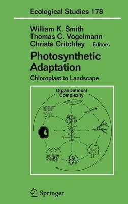 Photosynthetic Adaptation: Chloroplast to Landscape - Ecological Studies 178 (Hardback)