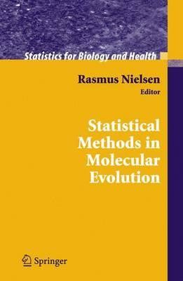 Statistical Methods in Molecular Evolution - Statistics for Biology and Health (Hardback)