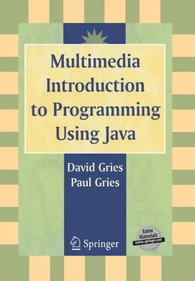 Multimedia Introduction to Programming Using Java (Paperback)