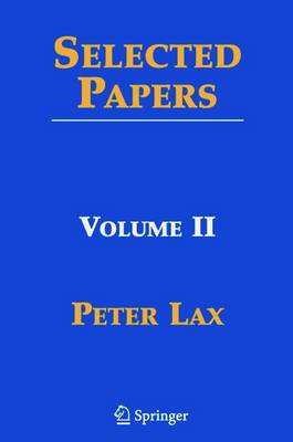 Selected Papers: Pt. 2 (Hardback)