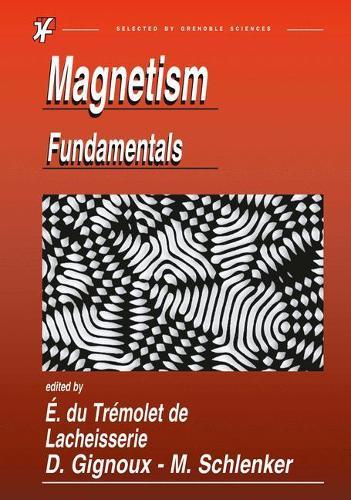 Magnetism: Fundamentals (Paperback)