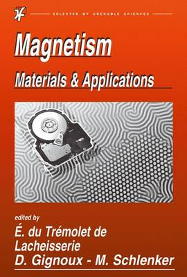 Magnetism: Materials and Applications - Magnetism (Paperback)