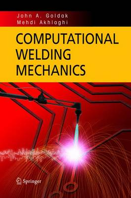 Computational Welding Mechanics (Hardback)