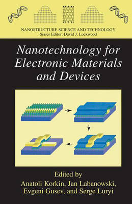 Nanotechnology for Electronic Materials and Devices - Nanostructure Science and Technology (Hardback)