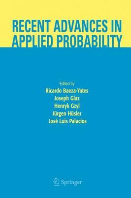 Recent Advances in Applied Probability (Hardback)