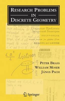 Research Problems in Discrete Geometry (Hardback)