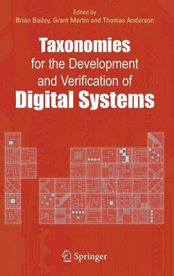 Taxonomies for the Development and Verification of Digital Systems (Hardback)