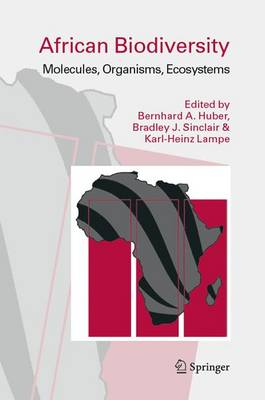 African Biodiversity: Molecules, Organisms, Ecosystems (Hardback)