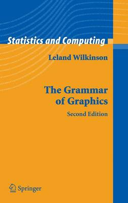 The Grammar of Graphics - Statistics and Computing (Hardback)