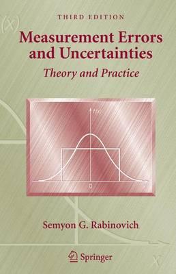 Measurement Errors and Uncertainties: Theory and Practice (Hardback)